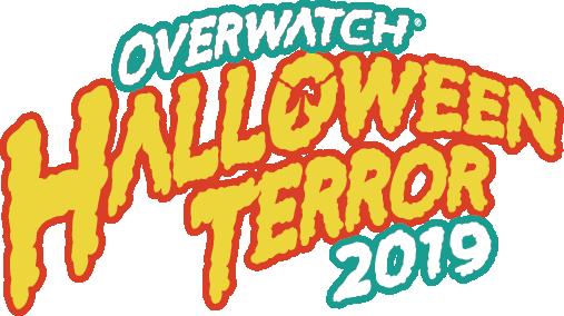 Halloween Terror Logo